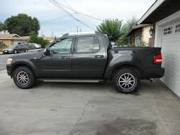 Car Wheels On A Truck | Ford Explorer And Ford Ranger Forums ...