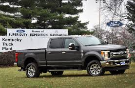 2017 Ford F-Series Super Duty Brings $1.3 Billion Investment To The ... Seven Features Missing From The 2017 Super Duty Trucked Up Idiot Drowns New Ford Fordtruckscom Super Duty Fords Pinterest Unveils Fseries Chassis Cab Trucks With Huge 2016 F6750s Benefit Innovations Medium F350 Review Ratings Edmunds 2011 Heavy Truck Test Hd Shootout Truckin Magazine What Are Colors Offered On Work Trucks Still Exist And The Proves It 2015 Indianapolis Plainfield Andy Mohr