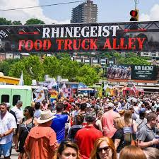 100 Food Trucks In Cincinnati Trucks Take Over Second Street For Taste Of Preevent