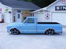 1967 Bagged Chevy C10 Custom Pickup Truck Air Ride BADD ASS - YouTube Chevrolet C10 For Sale Hemmings Motor News 1961 Chevy Pick Up Truck Restomod For Trucks Just Pin By Lkin On Nation Pinterest Classic Chevy 1966 Gateway Cars 5087 Read All About This Fully Stored 1968 Pickup Truck Rides Magazine 1972 On Second Thought Hot Rod Network 1967 Stepside Chevy C10 Making The Most Of Life In A Speedhunters 1984 14yearold Creates His Own