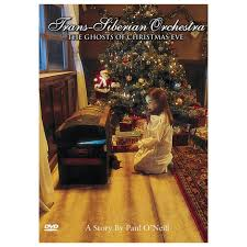 Plutos Christmas Tree Dvd by Trans Siberian Orchestra The Ghost Of Christmas Eve Dvd Shop