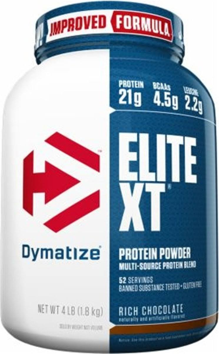 Dymatize Elite XT - Rich Chocolate (4 lbs)