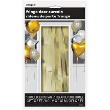 Foil Fringe Curtain Dollar Tree by Door Streamers Curtain U0026 Beaded Curtains For Doorways At