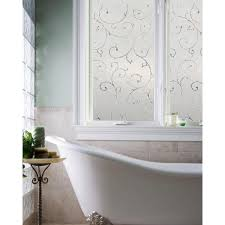 Artscape Decorative Window Film by Examplary Frosted Frosted Window Etched Glass Solartex To Awesome