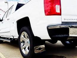 Truck Hardware Gatorback Mud Flaps - Chevy Black Bowtie - SharpTruck.com Dodge Ram 12500 Big Horn Rebel Truck Mudflaps Pdp Mudflaps Enkay Rock Tamers Removable Mud Flaps To Protect Your Trailer From Lvadosierracom Anyone Has On Their Truck If So Dsi Automotive Hdware 12017 Longhorn Gatorback 12x23 Gmc Black Mud Flaps 02016 Ford Raptor Svt Logo Ice Houses Get Nicer And If Youre Going Sink Good Money Tandem Dump With Largest Or Mack Trucks For Sale As Well Roection Hitch Mounted Universal Protection My Buddy Got Pulled Over In Montana For Not Having Mudflaps We Husky 55100 Muddog Wo Weight