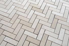 crema marfil marble 1x3 herringbone mosaic tile honed