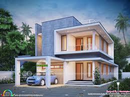 100 Minimal House Design Contemporary House Design 1715 Sqft Kerala Home