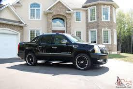 Cadillac : Escalade EXT 2009 22