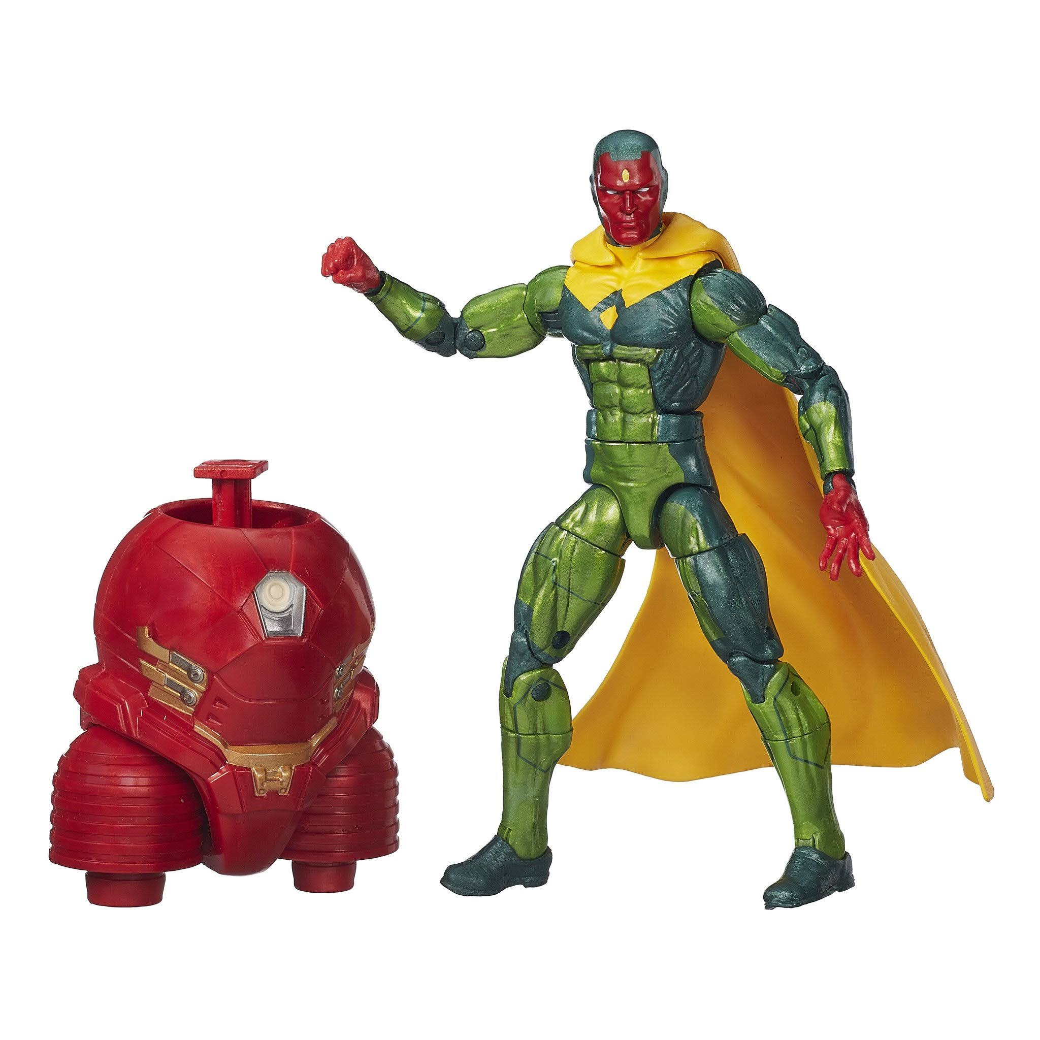 Marvel Comics Legends Infinite Series Vision Action Figure