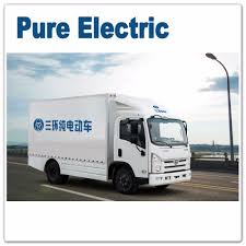 100 Electric Truck For Sale Pure Buy