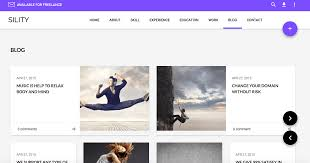 Sility - Material Design WordPress Theme For Your Online ... 20 Best Wordpress Resume Themes 2019 Colorlib For Your Personal Website Profiler Wpjobus Review A 3 In 1 Job Board Theme 10 Premium 8degree Certy Cv Wplab Personage Responsive My Vcard Portfolio Theme By Athemeart 34 Flatcv Rachel All Genesis Sility