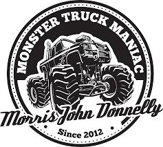 100 Monster Truck Maniac Timdonnellydesign DAILY DESIGN