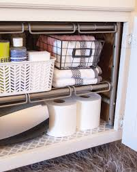 5 Budget-Friendly Bathroom Storage Ideas To Try This Spring - Life ... Small Space Bathroom Storage Ideas Diy Network Blog Made Remade 41 Clever 20 9 That Cut The Clutter Overstockcom Organization The 36th Avenue 21 Genius Over Toilet For Extra Fniture Sink Shelf 5 Solutions For Your Rental Tips Forrent Hative 16 Epic Smart Will Impress You Homesthetics