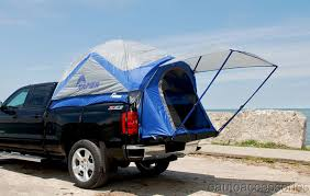 100 Sportz Truck Tent 57066 Napier 57 Series BlueGrey Fits Regular 5