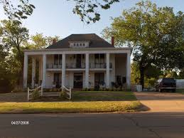 Southern Colonial Homes by Unique Southern Colonial Architecture With Guthrie Ok Picture Of