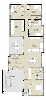 100 Narrow Lot Design Home S More Choice Of S New Choice Homes