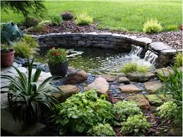 Backyards : Trendy How To Build A Garden Waterfall Pond Diy Tag ... Backyards Mesmerizing Pond Backyard Fish Winter Ideas With Waterfall Small Home Garden Ponds Waterfalls How To Build A In The Exteriors And Outdoor Plus Best 25 Waterfalls Ideas On Pinterest Water Falls Pictures Filters For Interior A And Family Hdyman Diy Fountains Above Ground Satuskaco To Create Stream For An Howtos 30 Diy Your Back Yard Waterfall