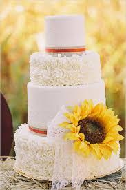 Sunflower Wedding S Amazing Country Burlap Lace