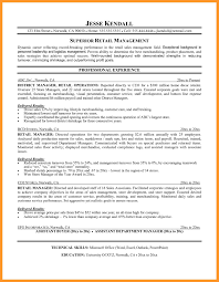 Resume Summary Examples For Retail Manager Awesome Inspiration Livoniatowing