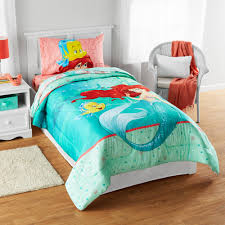 Walmart Bed In A Bag disney little mermaid