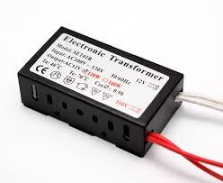 12vmonster 120w 100v 120v halogen spot l power supply low