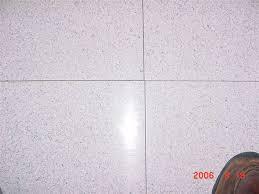 static vinyl tile shrinkage