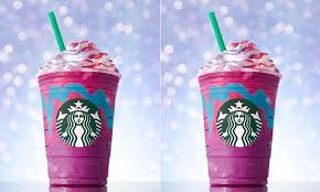 Starbucks Unicorn Frappuccino All The Details On Colourful Drink And Where You Can Get One