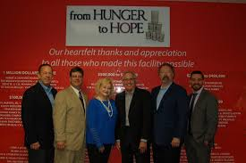 100 Open Houses Baton Rouge Greater Food Bank Unveiled Donor Wall At House