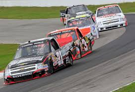 100 Camping World Truck Race NASCAR Truck Series Popularity Is On The Rise The Star