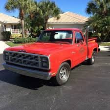 100 Little Red Express Truck For Sale 1979 Dodge Lil For Sale In Palm Beach
