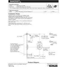 Kohler Bancroft Faucet Polished Nickel by Kohler K T10581 4 Sn Bancroft Vibrant Polished Nickel One Handle