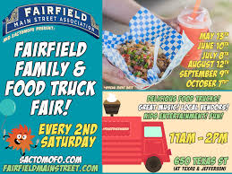Event Calendar | Fairfield Main Street Association Food Truck Street Icons Frame Stock Vector Art More Images Of Tracks Bazaar Park The Savvy Singer Orlando Family Event Fireworks Trucks Kona Dog Lower Dot Festival In Mn Fair Editorial Image Image Dinner 26021485 Show Expat Barbie Ken Order From Shopkins Kitructions Join On The Fun At Kendall Whittier Fowler Collection June Oroville Food Truck Festival Poster Asked Why Are There No Cleveland Gvltoday Trucks Star Worlds Roaming Hunger