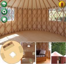 yourte chambre d hote yourte pour cing tente ronde meublee yourte gite yourte chambre