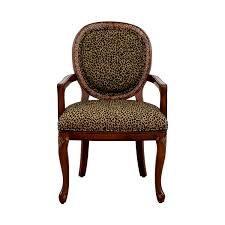 63% OFF - Leopard Upholstered Wood Arm Chair / Chairs Traditional Ding Room With Tribal Print Accents Pair Of Leopard Parson Chairs In The Style Milo Baughman Custom Az Fniture Terminology To Know When Buying At Auction 2 Print Table Lamps Priced To Sell Heysham Lancashire Gumtree Amazoncom Ambesonne Runner Pink And Tub Chair Brand New In Sealed Polythene Rattray Perth Kinross Tips Buy A Ghost Chair Interior Design York Avenue Lisbon Ding Modern On Cowhide Modshop Casa Padrino Luxury Baroque Room Set Blue Silver Cr Laine Fniture Gold Amesbury Quality Chairs Tables Sets