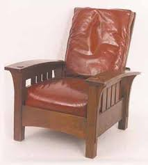 Mission Style Furniture Morris Chair