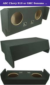 ASC Chevy S10 Or GMC Sonoma Extended Cab Truck 198… | Subwoofer ... Custom Toyota Tacoma 0515 Double Cab Truck Dual 10 Sub Box 1992 Mazda B2200 Subwoofers Pinterest Single Boxes In New Twin 12 Sealed Mdf Shallow Subwoofer Speaker Truck Boxes 2014 Up Chevy Silverado Crew Subwoofer Retailing Fits 072013 Gmc Sierra Extended Rockford Fitting Car And Club Custom Subwoofer Box Build W Pics Dodgeforumcom Asc S10 Or Sonoma 198 Twin 12inch Sealed Angled Enclosure Truck Help Design Cstruction Help
