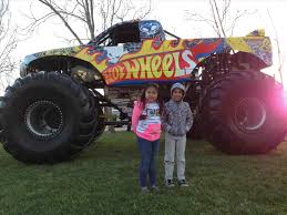 In There Google Image Result For Http Team Rider Eric Swanson U Jason Posing Next To His Wildflower Monster Truck Facebook