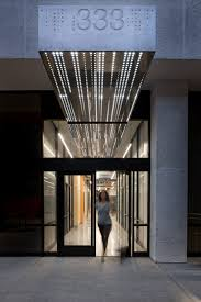 100 Tighe Architecture Dotted Perforations Create Glowing Patterns For California