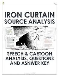 Winston Churchills Iron Curtain Speech Summary by Berlin Wall Infographic Analysis Reunification Berlin Wall And