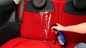 nettoyant siege auto efficace comment nettoyer les intérieurs en tissu de votre voiture