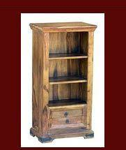 Rustic Bookcase Wooden Almirah Manufacturer From Jodhpur