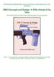 100 Em2 Design DOWNLOAD FREE EM2 Concept And A Rifle Ahead Of Its