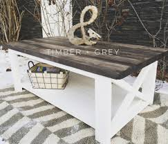 Really Like These Kinds Of Tables Maybe A Slightly Lighter Brown Need To Farmhouse Coffee TablesX