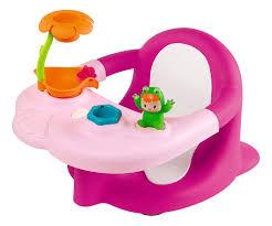 siege de bain bébé smoby 110605 cotoons siege de bain multi activités