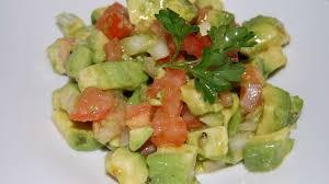 cuisiner les avocats salade d avocats facilissime recette par tchop afrik a cuisine
