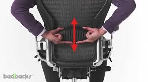Aeron Chair Size A Vs B by Herman Miller Aeron Chair Adjusting Guide Youtube