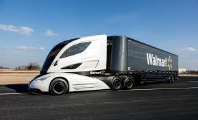 100 Aerodynamic Semi Truck Making S More Efficient Isnt Actually Hard To Do WIRED