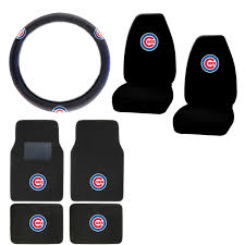 Betty Boop Seat Covers And Floor Mats by New Mlb Chicago Cubs Car Truck Seat Covers Floor Mats Steering