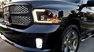 100 Ram Trucks Accessories New 2018 Oled Tube HeadlightsTaillights For Your 1500 0918