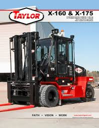 X-160, X-175 - Taylor Machine Works - PDF Catalogues | Documentation ... Sellick Equipment Ltd Plan Properly For Shipping Your Forklift Heavy Haulers Hk Coraopolis Pennsylvania Pa 15108 2012 Taylor Tx4250 Oakville Fork Lifts Lift Trucks Cropac Wisconsin Forklifts Yale Sales Rent Material Used 1993 Tec950l Loaded Container Handler In Solomon Ks 2008 Tx250s Hamre Off Lease Auction Lot 100 36000 Lb Taylor Thd360l Terminal Forklift Allwheel Steering Txh Series 48 Lc Tse90s Marina Truck Northeast Youtube